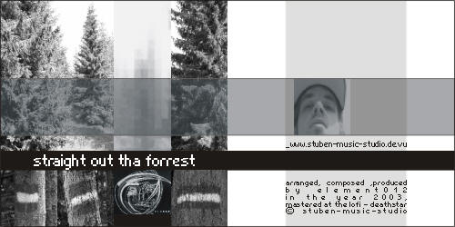 straight out tha forrest,Element012